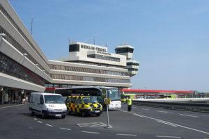 Аэропорт Тегель.