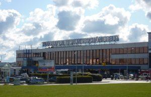 Аэропорт Шенефельд.