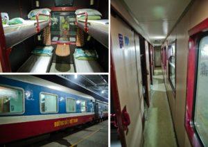 Поезд Хошимин – Нячанг