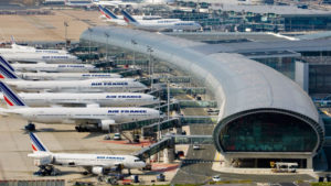 Аэропорт Шарль Де Голь