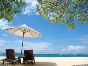 Пляж в Бали