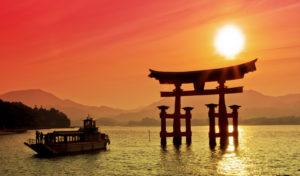 лето в Японии