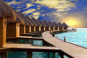Где лучше отдохнуть на Мальдивах?