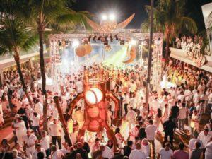 Новогодняя вечеринка на Бали