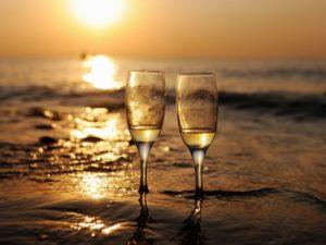 новогодние каникулы на пляже Бали