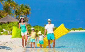 одежда на Мальдивах в Новый год