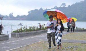 дожди на Новый год на Бали
