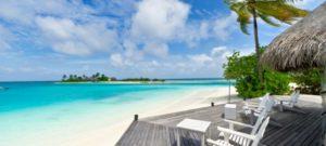 погода на Мальдивах на Новый год
