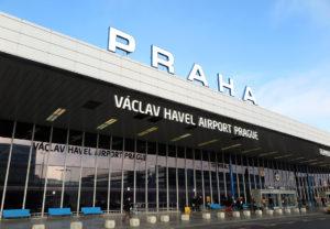 как добраться в аэропорт Праги