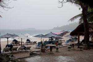 Балийский сезон дождей