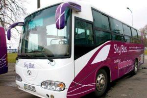 Так выглядит автобус Sky Bus