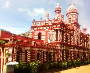 Мечеть Джами Уль Альфар.