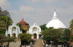 Храм Раджа Маха Вихара