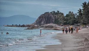 остров Самуи в августе