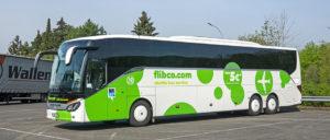 Автобус Брюссель-Брюгге.