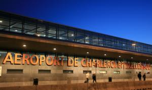 Аэропорт L'aéroport de Charleroi Bruxelles-Sud.