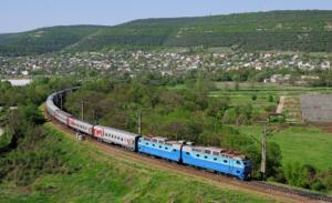 В Крым на поезде.