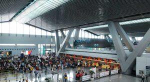 Международный аэропорт в Маниле.