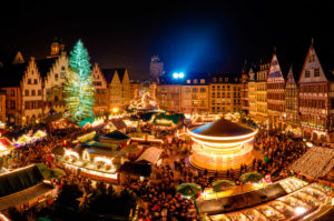 Новый год в Германии.