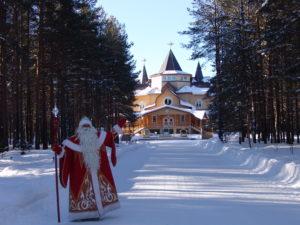 Устюг - Родина Деда Мороза