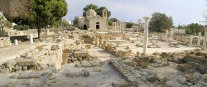 Панагия Хрисополитисса, Пафос