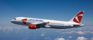 Перелет в Прагу Czech Airlines