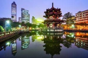 путешествие в Тайвань