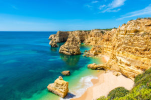 путешествие в Алгарве, Португалия