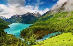 отдых летом на Алтае в России