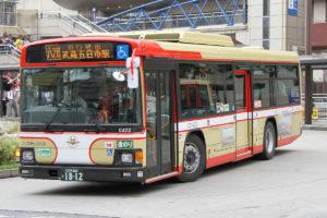 автобус в Токио