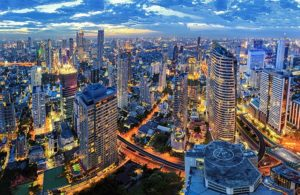 Бангкок зимой