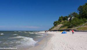 Один из пляжей Ястжембягура