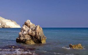 Камень Афродиты, Пафос