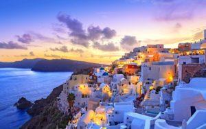 Когда отдыхать в Греции