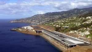 Аэропорт острова Мадейра