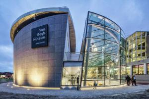 музей Винсента Ван Гога в Амстердаме