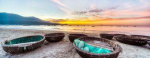 Новый год на пляже во Вьетнаме
