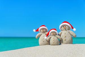 Пляжный отдых на Новый год. Куда полететь купаться на новогодние праздники?