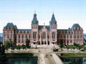 Рейксмусеум в Амстердаме