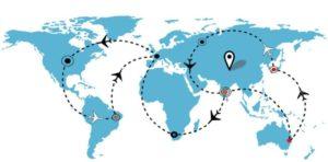 сложные маршруты в Таиланд с пересадкой