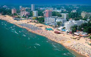 Солнечный берег - самый молодежный курорт Болгарии