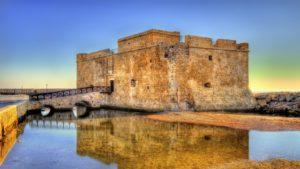 Средневековый форт, Пафос
