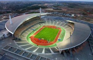 Олимпийский стадион Ататюрк в Стамбуле