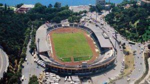 Стадион Бешикташ Иненю в Стамбуле