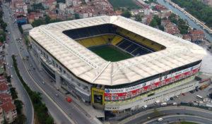 Стадион Фенербахче Шюкрю Сараджоглу в Стамбуле