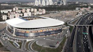 Стадион Тюрк Телеком Арена в Стамбуле