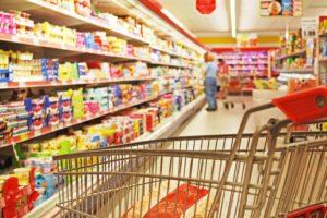 цены на Балтийском море в Польше в супермаркетах