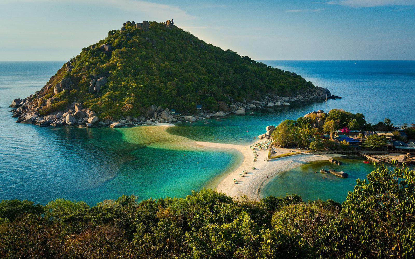 Пляжи тайланда на фото