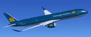 Перелет во Вьетнам Vietnam Airlines