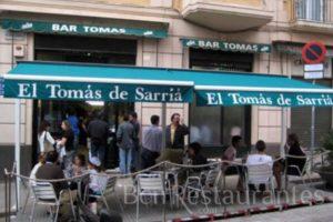 Bar Tomas в Барселоне
